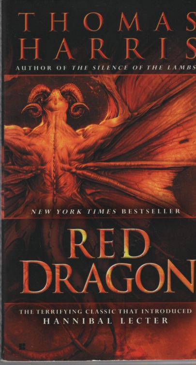 Image for RED DRAGON [TALL PB]