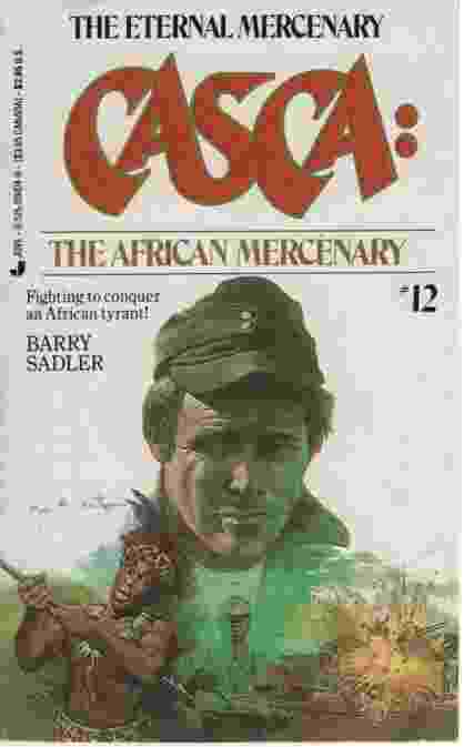 Image for THE AFRICAN MERCENARY