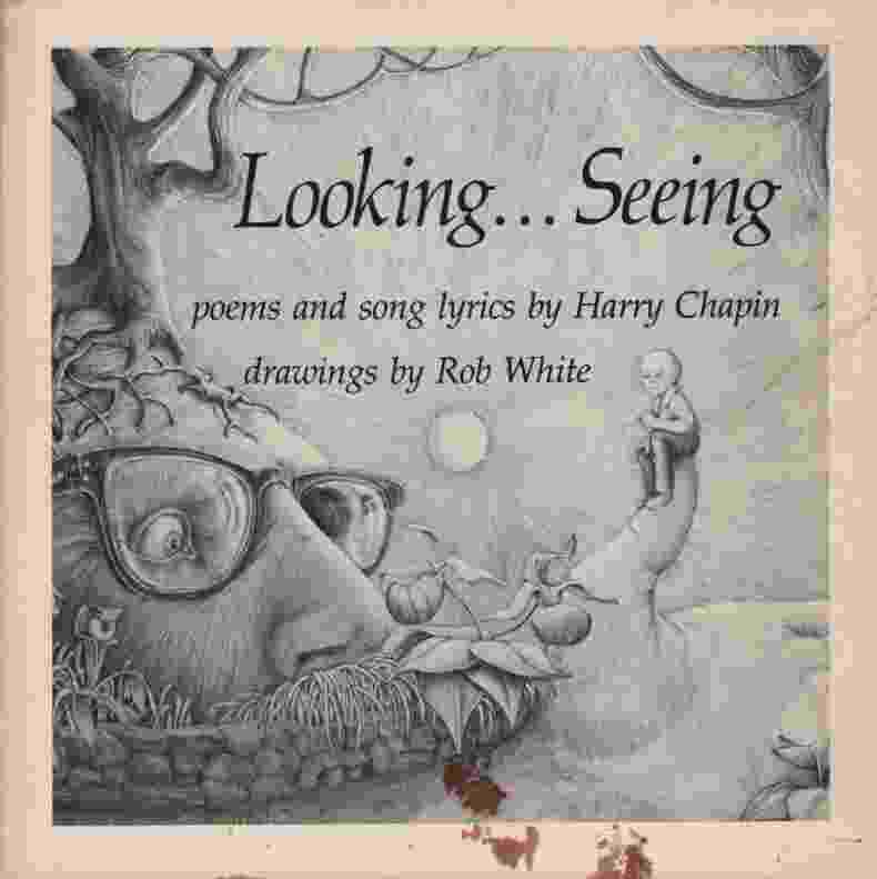 Image for LOOKING...SEEING Poems and Song Lyrics