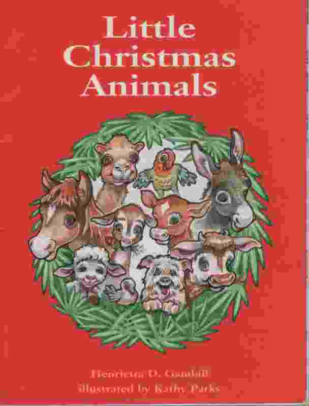 Image for LITTLE CHRISTMAS ANIMALS