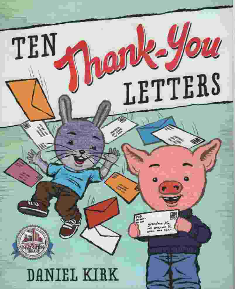 Image for TEN THANK YOU LETTERS