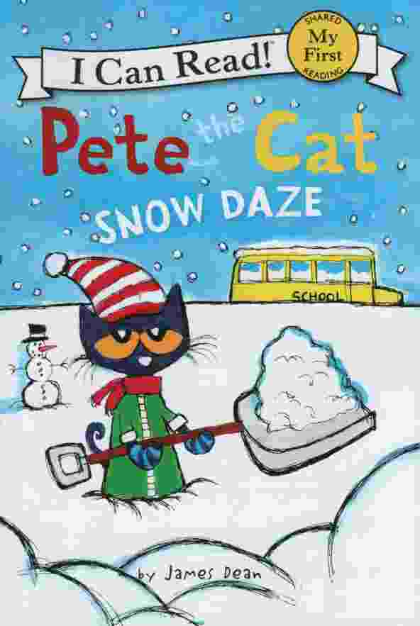 Image for PETE THE CAT: SNOW DAZE