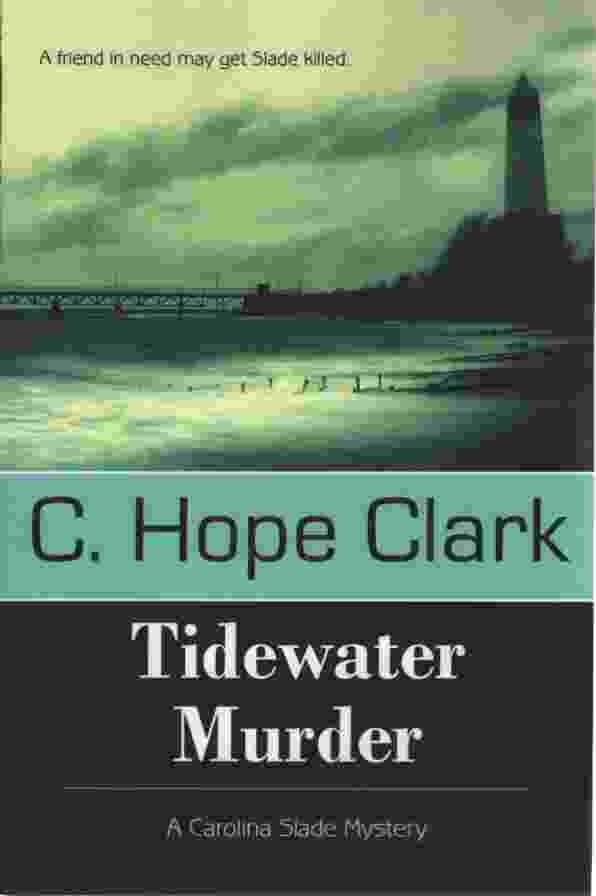 Image for TIDEWATER MURDER