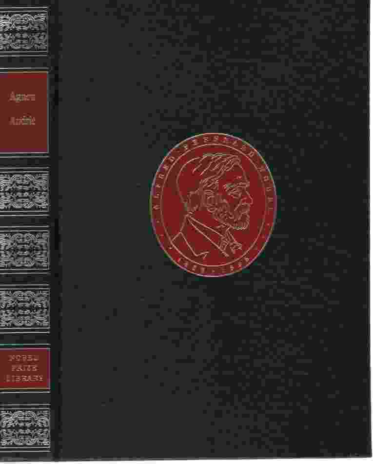 Image for NOBEL PRIZE LIBRARY: AGNON, ANDRIC