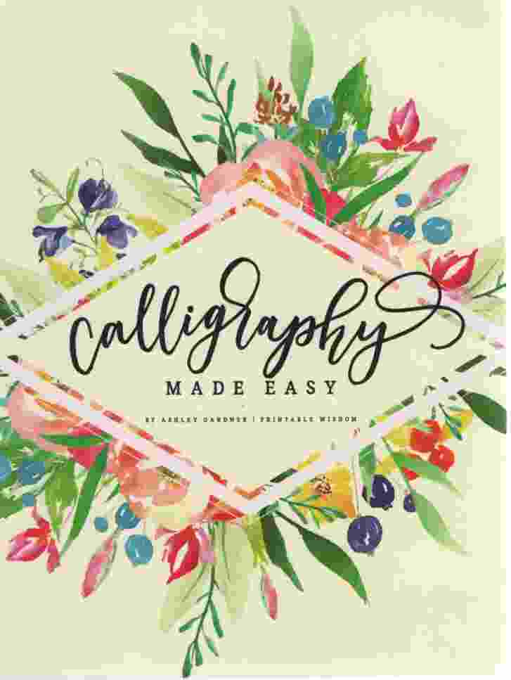 Image for CALLIGRAPHY MADE EASY