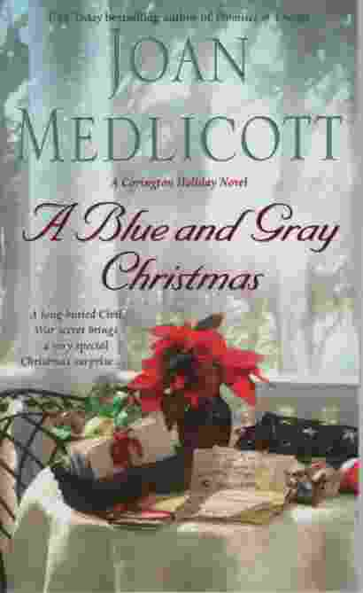 Image for A BLUE AND GRAY CHRISTMAS