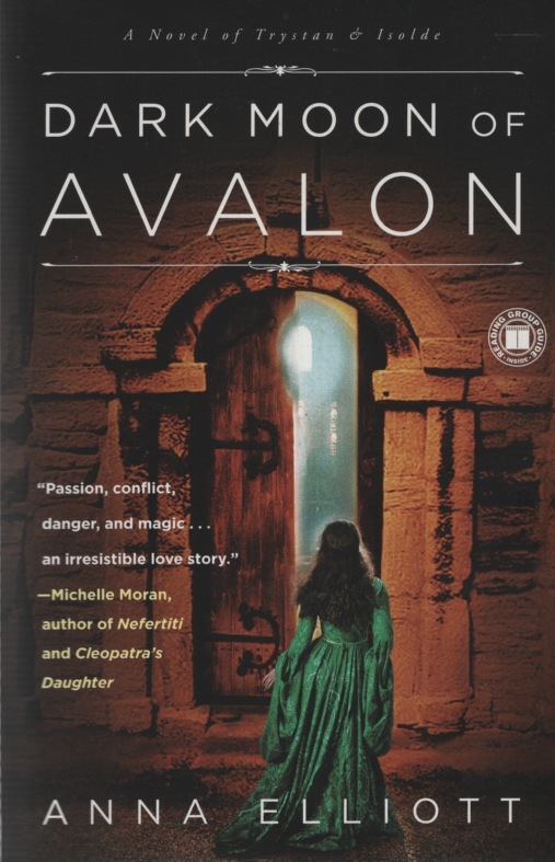 Image for DARK MOON OF AVALON A Novel of Trystan & Isolde