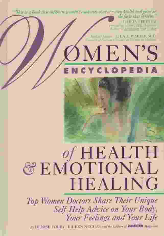 Image for WOMEN'S ENCYCLOPEDIA OF HEALTH & EMOTIONAL HEALING