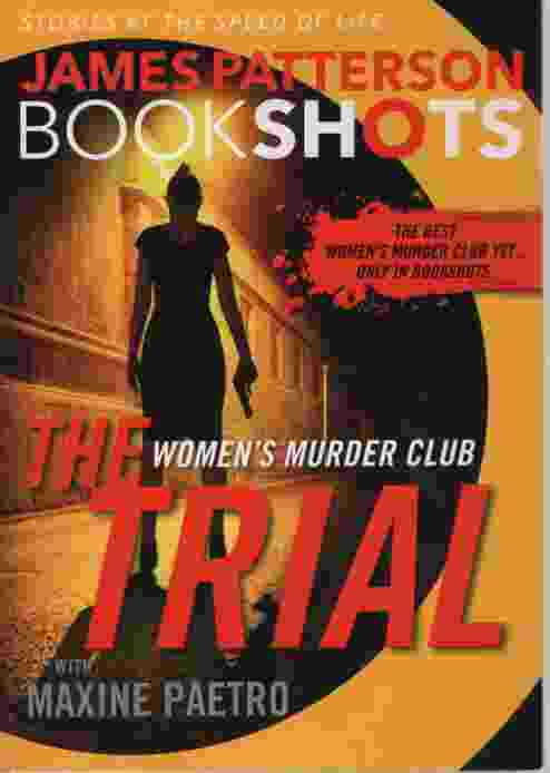 Image for WOMEN'S MURDER CLUB: THE TRIAL