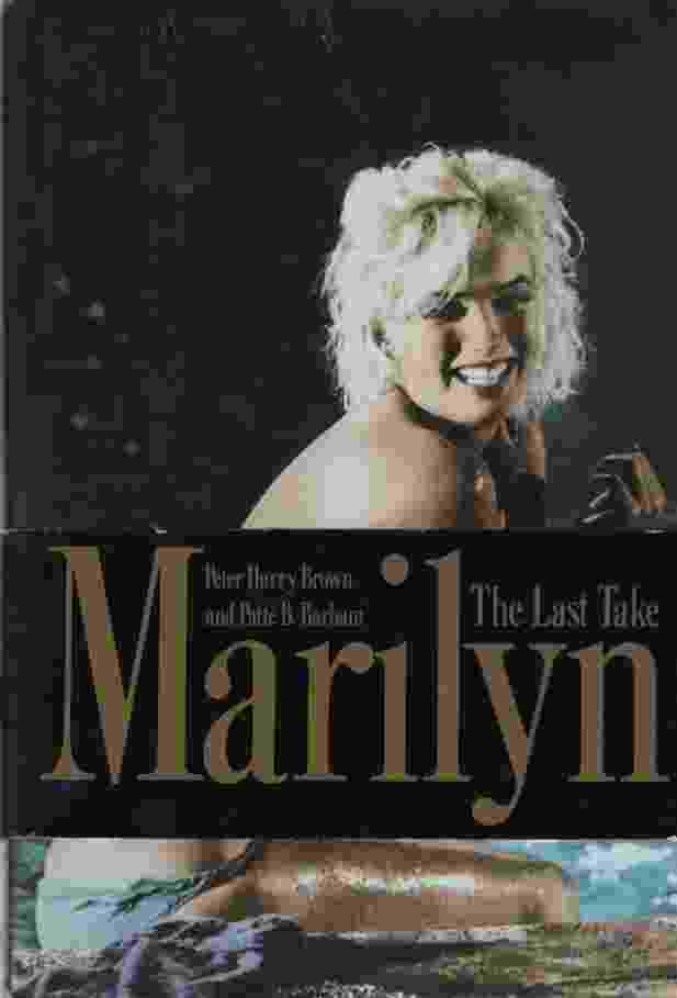 Image for MARILYN, THE LAST TAKE