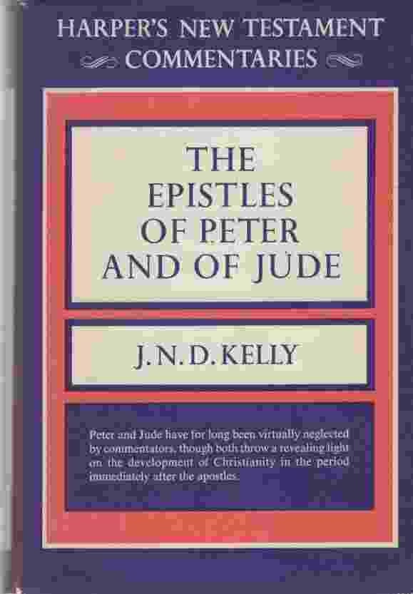 Image for A COMMENTARY ON THE EPISTLES OF PETER AND OF JUDE
