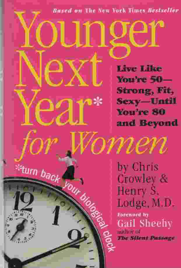 Image for YOUNGER NEXT YEAR FOR WOMEN