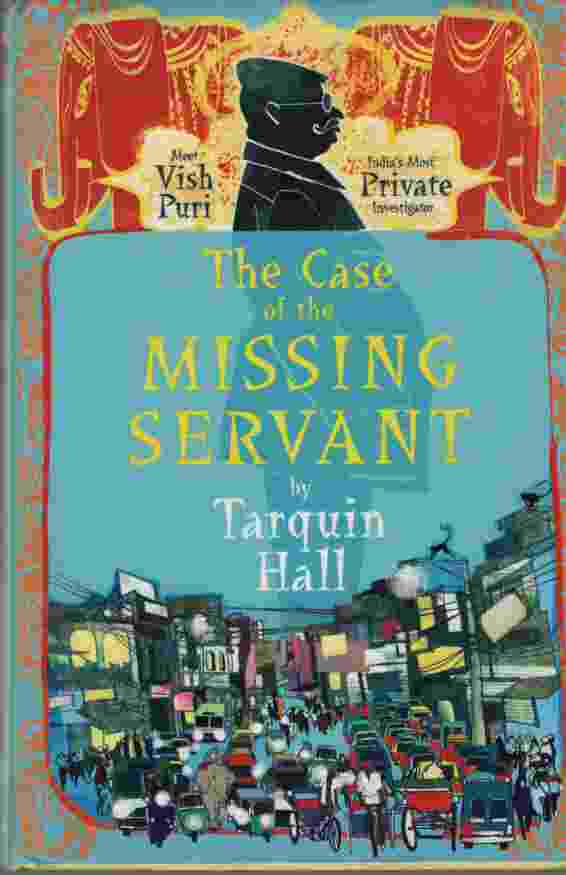 Image for THE CASE OF THE MISSING SERVANT