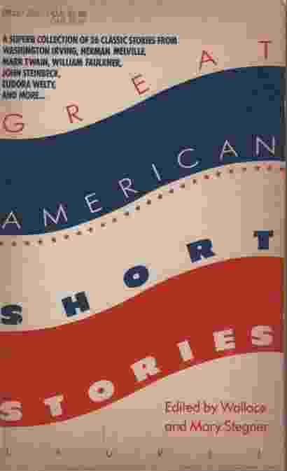 Image for GREAT AMERICAN SHORT STORIES