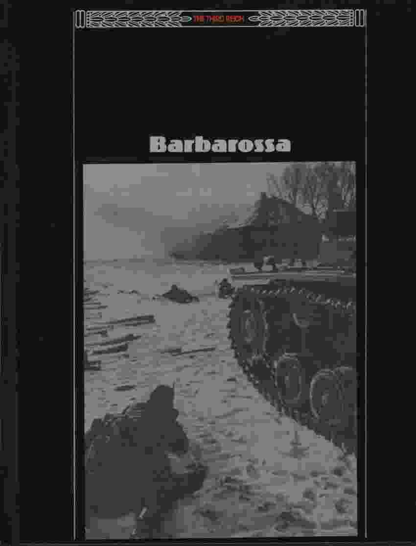 Image for BARBAROSSA