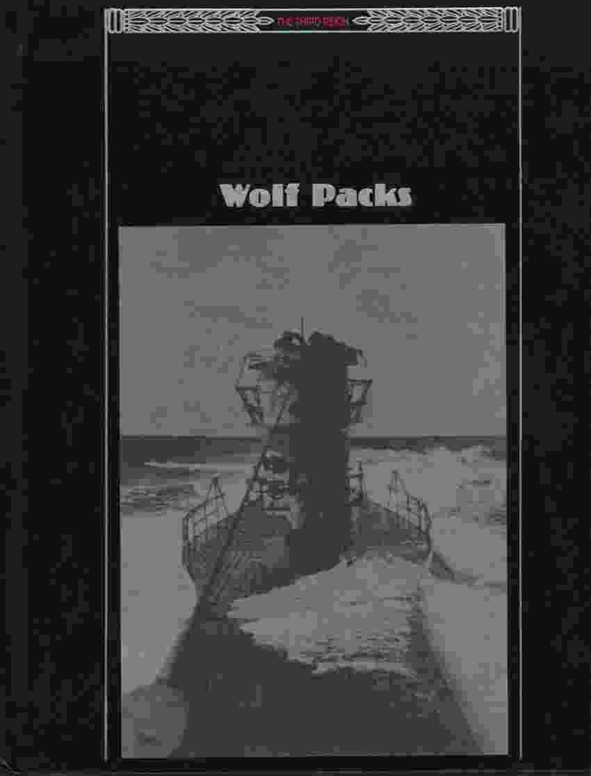 Image for WOLF PACKS