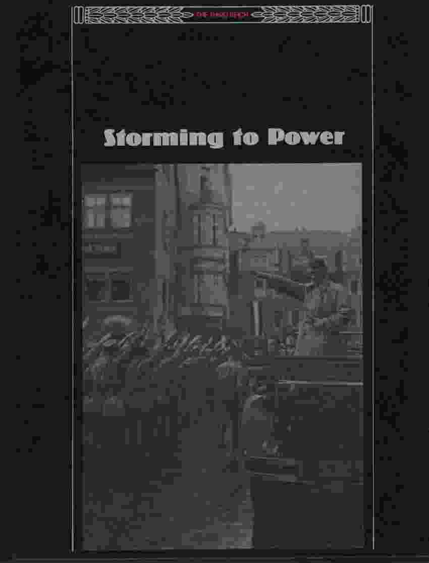 Image for STORMING TO POWER