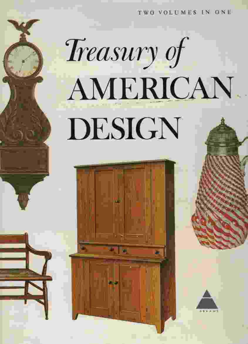 Image for TREASURY OF AMERICAN DESIGN Two Volumes in One