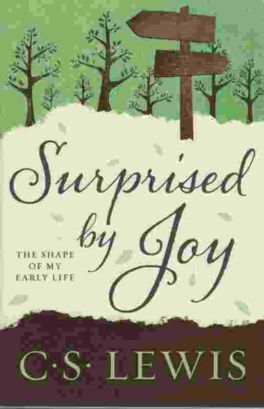 Image for SURPRISED BY JOY  The Shape of My Early Life