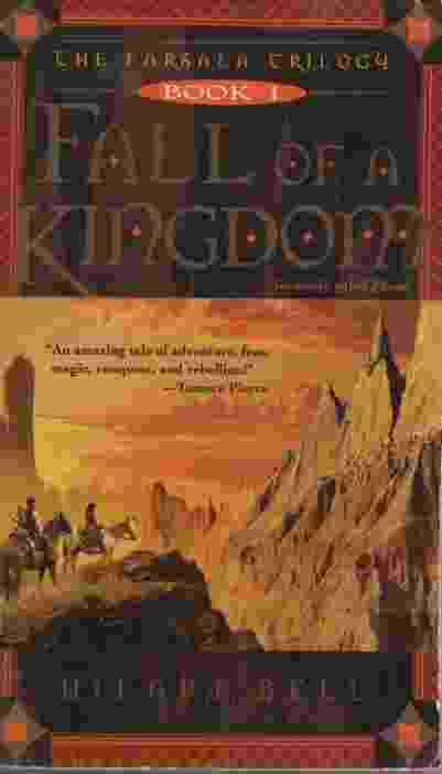 Image for FALL OF A KINGDOM