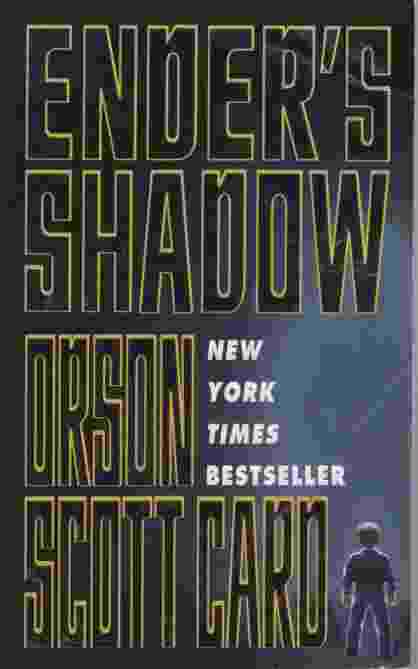 Image for ENDER'S SHADOW