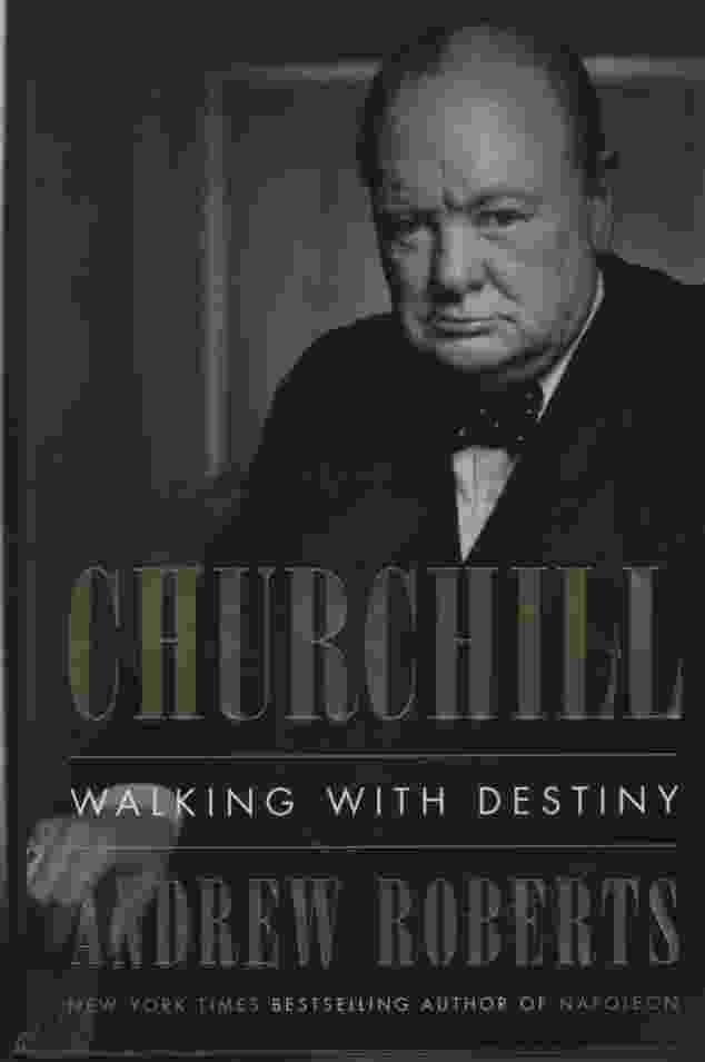 Image for CHURCHILL, WALKING WITH DESTINY