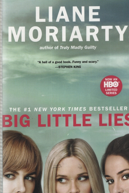 Image for BIG LITTLE LIES [TIE-IN]