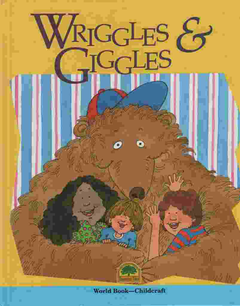 Image for ANYTIME RHYMES: WRIGGLES & GIGGLES