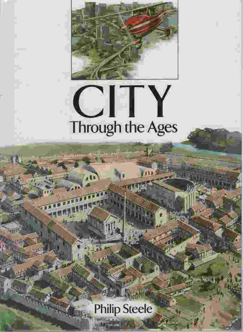 Image for CITY THROUGH THE AGES