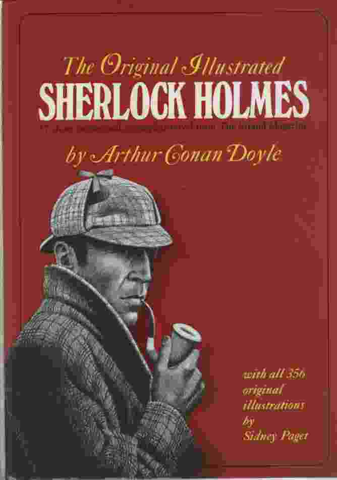 Image for THE ORIGINAL ILLUSTRATED SHERLOCK HOLMES