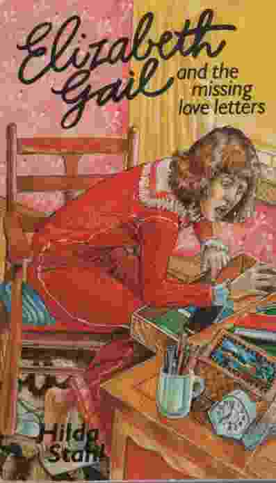 Image for ELIZABETH GAIL AND THE MISSING LOVE LETTERS