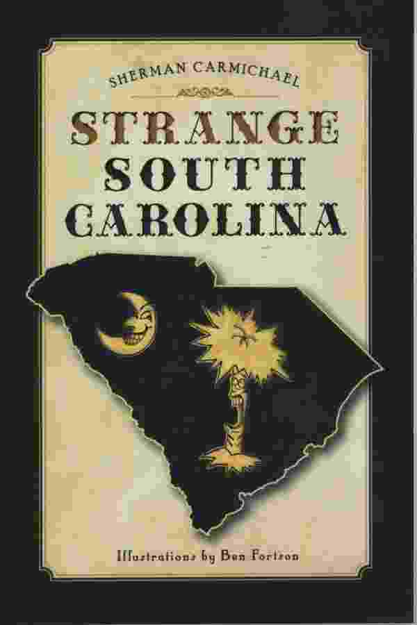 Image for STRANGE SOUTH CAROLINA