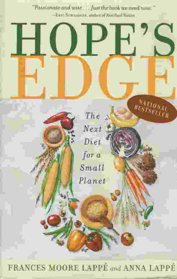 Image for HOPE'S EDGE The Next Diet for a Small Planet