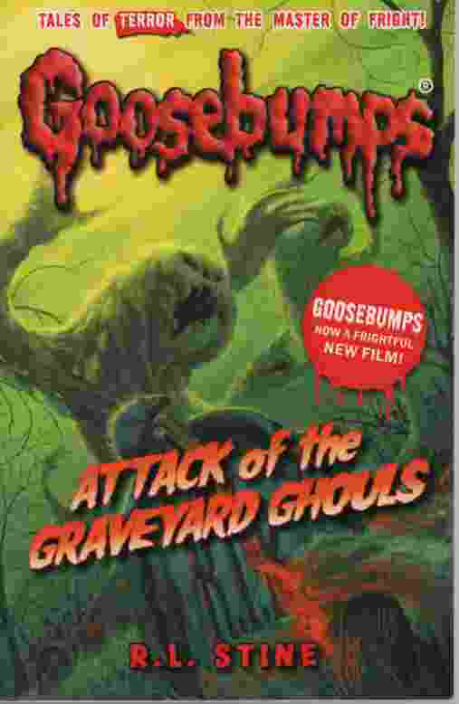 Image for ATTACK OF THE GRAVEYARD GHOULS