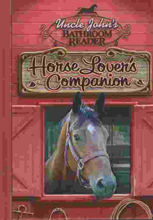 Image for HORSE LOVER'S COMPANION