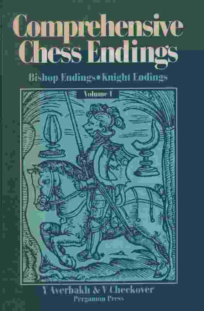 Image for COMPREHENSIVE CHESS ENDINGS, VOLUME 1