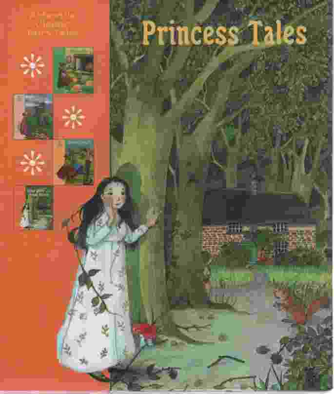 Image for PRINCESS TALES [FOUR BOXED HARDCOVERS]