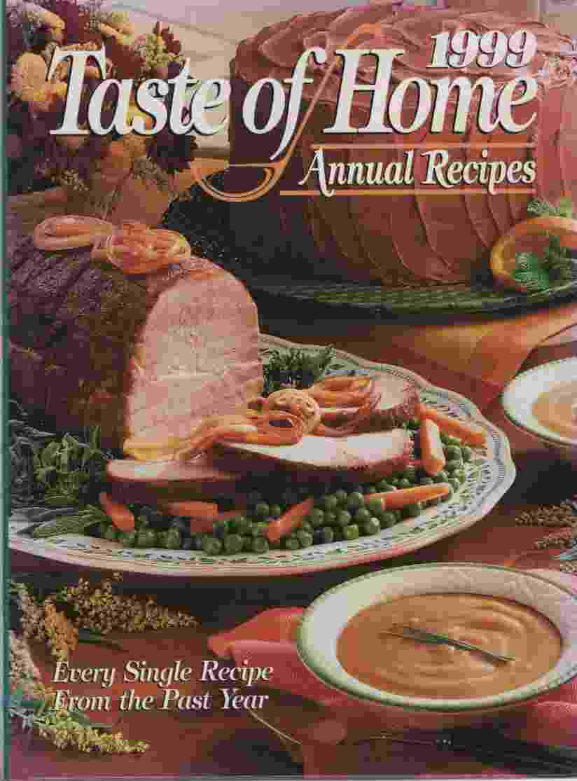 Image for 1999 TASTE OF HOME ANNUAL RECIPES