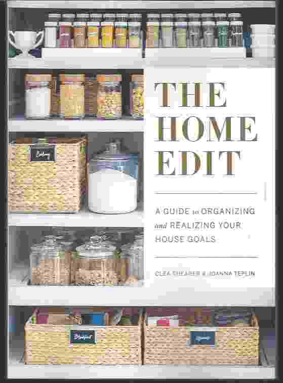 Image for THE HOME EDIT A Guide to Organizing and Realizing Your House Goals
