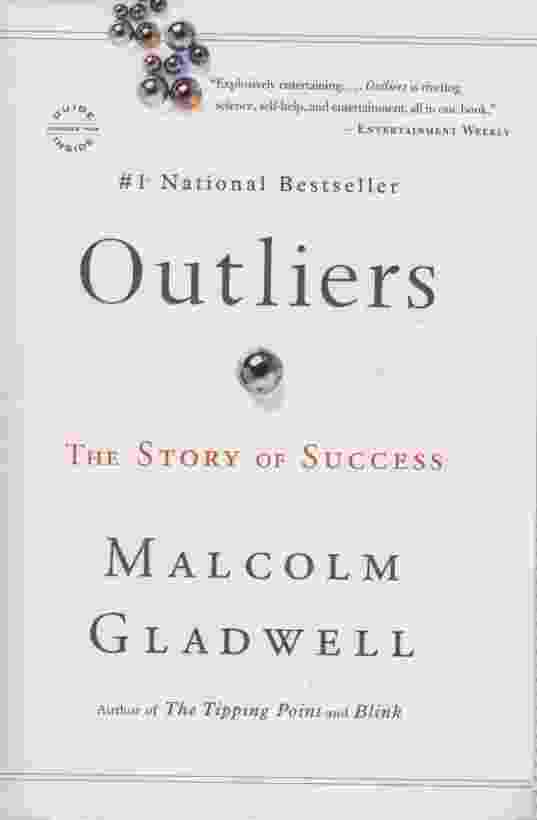 Image for OUTLIERS  The Story of Success