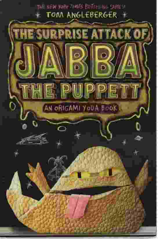 Image for THE SURPRISE ATTACK OF JABBA THE PUPPETT