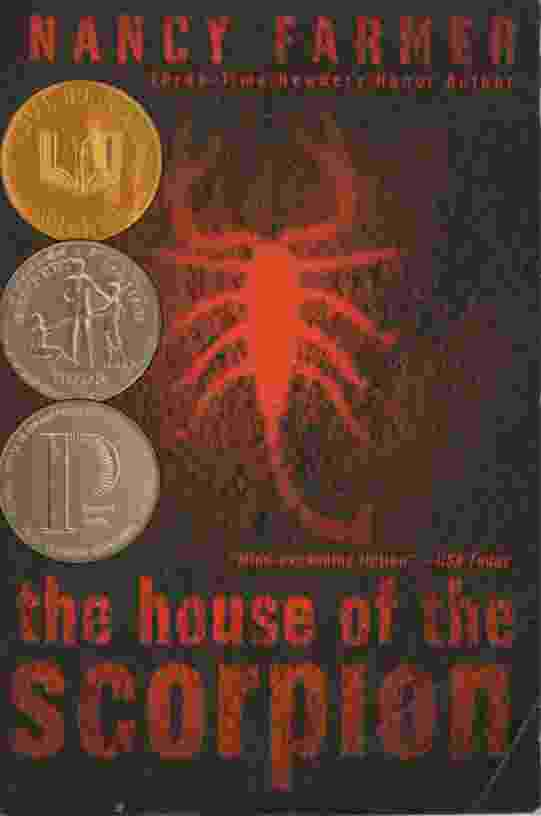 Image for THE HOUSE OF THE SCORPION