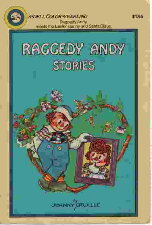 Image for RAGGEDY ANDY STORIES