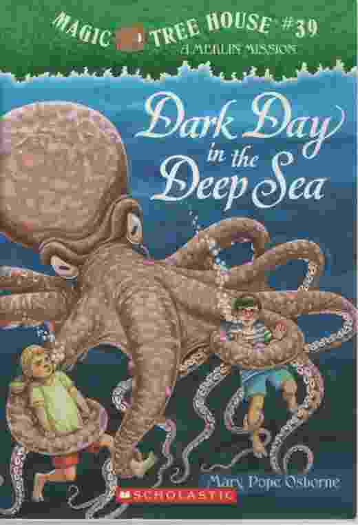 Image for DARK DAY IN THE DEEP SEA