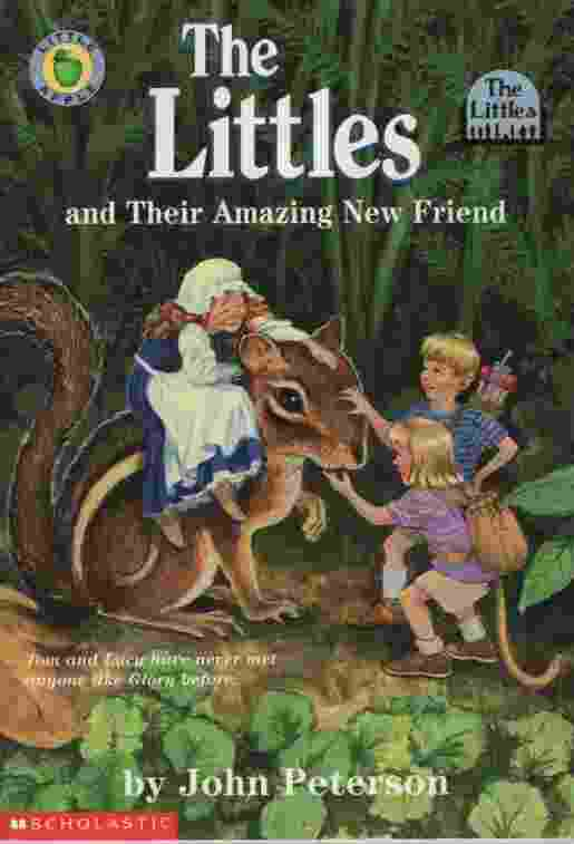 Image for THE LITTLES AND THEIR AMAZING NEW FRIEND