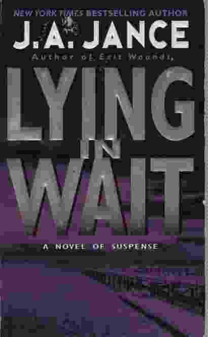 Image for LYING IN WAIT