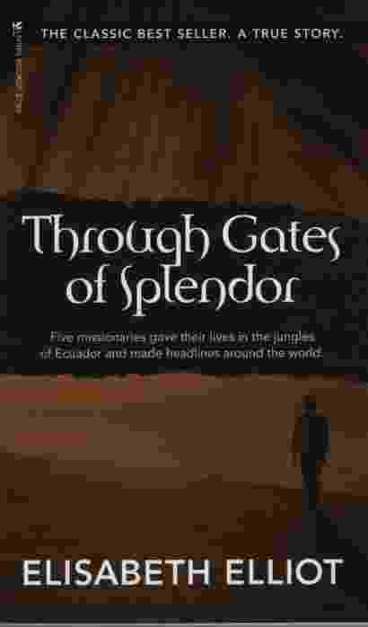 Image for THROUGH GATES OF SPLENDOR
