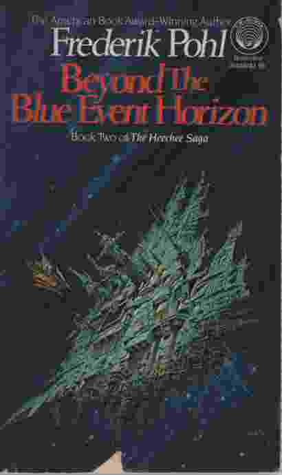 Image for BEYOND THE BLUE EVENT HORIZON