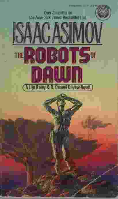 Image for THE ROBOTS OF DAWN