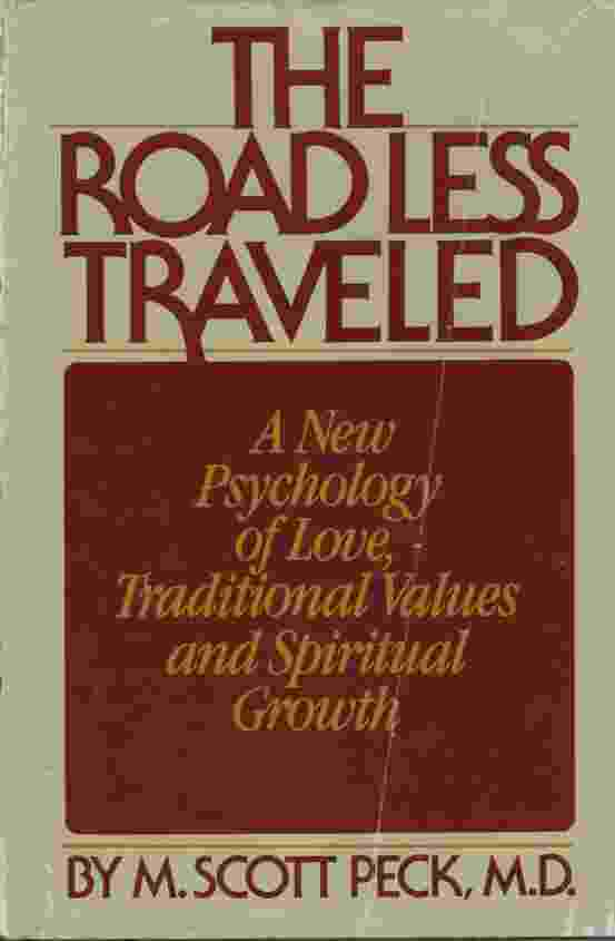 Image for THE ROAD LESS TRAVELED A New Psychology of Love, Traditional Values and Spiritual Growth